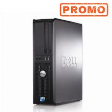 Calculator Dell Optiplex 380 SFF, Intel Core 2 Duo E8400 3.00GHz, 4GB DDR3, 250GB SATA