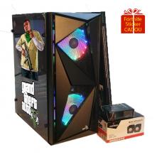 Calculator Gaming RGB Tower Intel Core i5-3330 2.70GHz, Video Nvidia GT630 2Gb DDR3, 128 bits, 8Gb DDR3, HDD 500 GB
