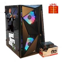 Calculator Gaming RGB Tower Intel Core i5-2300 2,80GHz, Video Nvidia GT730 4Gb DDR3, 128 bits, 8Gb DDR3, HDD 1TB