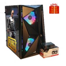 Calculator Gaming RGB Tower Intel Core i7-3770 3.40 GHz, Video Nvidia GT630 2Gb DDR3, 128 bits, 8Gb DDR3, HDD 500 GB