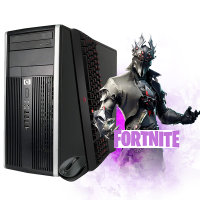 Calculator Gaming Fortnite Tower Intel Core i3-2100 3,10GHz , 8Gb DDR3, Video 2Gb DDRx 128Bits 500 GB HDD - GTA5, CS-GO, Fortnite