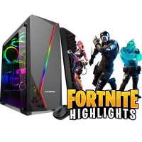 Calculator Gaming Fortnite Tower Intel Core i5-2400 3,40GHz , 16Gb DDR3, 500 GB HDD, Placa Video nVidia GeForce GTX 745, 4GB GDDR3, 128-bit- GTA5, CS-GO, Fortnite