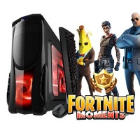Calculator Gaming Fortnite Tower Intel Core i3-4130 3,40GHz , 8Gb DDR3 Video 2Gb DDRx 128Bits 500 GB HDD - GTA5, CS-GO, Fortnite