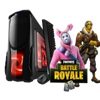 Calculator Gaming Fortnite Tower Intel Core i3-2100 3,10GHz 16Gb DDR3 Video 2Gb DDRx 128Bits 500 GB HDD - GTA5, CS-GO, Fortnite