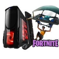 Calculator Gaming Fortnite Tower Intel Core i3-2100 3,10GHz 8Gb DDR3 Video 4Gb DDRx 128/256Bits 500 GB HDD - GTA5, CS-GO, Fortnite