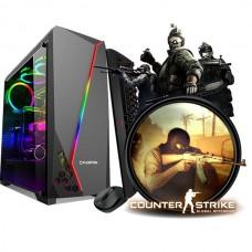 Calculator Gaming Fortnite Tower Intel Core i3-2100 3,10GHz 16Gb DDR3 Video 4Gb DDRx 128/256Bits 500 GB HDD - GTA5, CS-GO, Fortnite