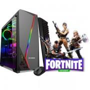 Calculator Gaming Fortnite Tower Intel Core i5-4570 3,20GHz, 16GB DDR 3, Video 4Gb DDRx 128/256Bits, 500 GB HDD - GTA5, CS-GO, Fortnite