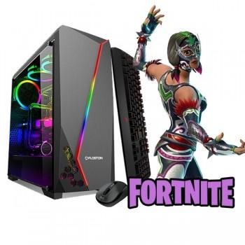 Calculator Gaming Fortnite Tower Intel Core i3-2100 3,10GHz 8Gb DDR3, Video 8Gb DDR5 256Bits ATI/NVIDIA, 500 GB HDD, HDMI, Display Port, DVI - GTA5, CS-GO, Fortnite