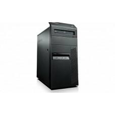 Calculator LENOVO ThinkCentre M82 Tower Intel Pentium G3240, 3.10Ghz, 4Gb DDR3, 250Gb HDD SATA , DVD-RW  Tower