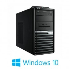 Calculatoare Acer Veriton M4620G, Intel Core G2130, Windows 10 Home