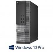 Calculatoare Dell OptiPlex 7020 SFF, Intel Core i3-4160, Windows 10 Pro