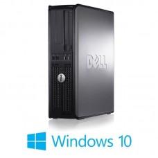 Calculatoare Dell OptiPlex 780 DT, Intel Core 2 Duo E8400, Windows 10 Home