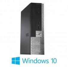 Calculatoare Dell OptiPlex 780 USFF, Intel Dual Core E6300, Windows 10 Home