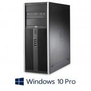 Calculatoare HP Compaq Elite 8300 MT, Intel Quad Core i7-3770, Windows 10 Pro