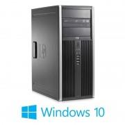 Calculatoare HP Compaq Elite 8300 MT, Quad Core i5-3470, Windows 10 Home