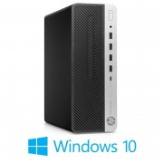 Calculatoare HP ProDesk 600 G5 SFF, Hexa Core i7-8700T, 512GB SSD M.2, Win 10 Home
