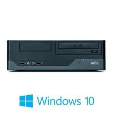 Calculatoare Fujitsu ESPRIMO E3520, Dual Core E5400, Win 10 Home