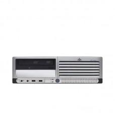 Calculatoare Second Hand HP Compaq DC5100 SFF, Intel Celeron 2.66GHz