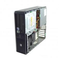 Calculatoare second hand HP DC7900 SFF, Dual Core E5200, Fara capac