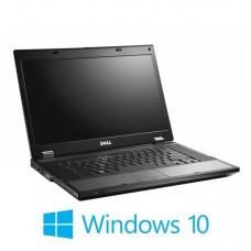 Laptop Dell Latitude E5510, Intel Core i5-520M, 15.6 inci, Windows 10 Home
