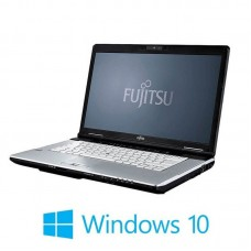 Laptop Fujitsu LIFEBOOK S751, Core i3-2350M, Webcam, Win 10 Home