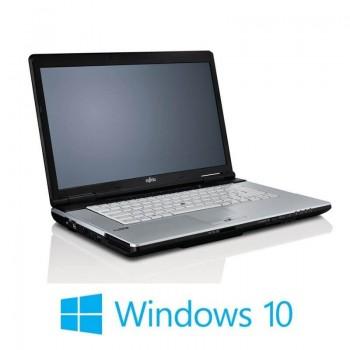 Laptop Fujitsu LIFEBOOK S751, Intel Core i5-2520M, Win 10 Home