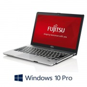 Laptop Refurbished Fujitsu LIFEBOOK S935, i5-5200U, Full HD, Windows 10 Pro