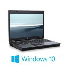 Laptop Refurbished HP Compaq 6710b, Core 2 Duo T7250, 15.4 inch, Win 10 Home