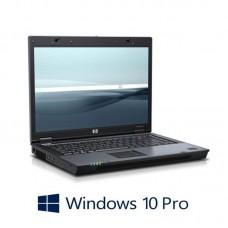 Laptop Refurbished HP Compaq 6710b, Core 2 Duo T7250, 15.4 inch, Win 10 Pro