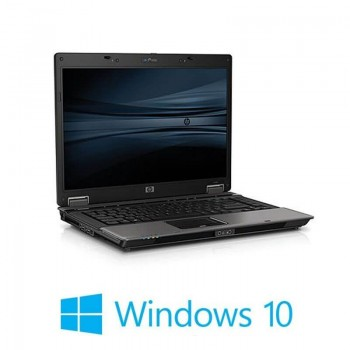 Laptop Refurbished HP Compaq 6730b, Core 2 Duo P8700, Webcam, Win 10 Home