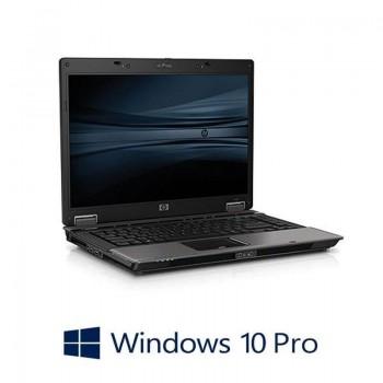 Laptop Refurbished HP Compaq 6730b, Core 2 Duo P8700, Webcam, Win 10 Pro