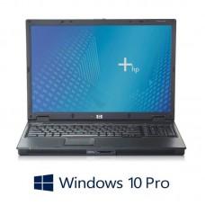 Laptop HP Compaq nw9440, Intel T7400, Full HD, Quadro FX 1500M, Win 10 Pro