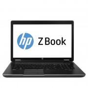 Laptop SH HP ZBook 17 G2, Quad Core i7-4710MQ, 256GB SSD, Full HD, Quadro K3100M