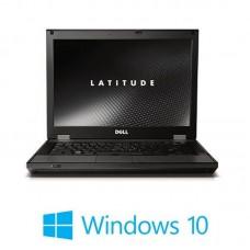 Laptopuri Dell Latitude E5410, Intel i5-460M, 14.1 inci, Webcam, Windows 10 Home