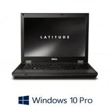 Laptopuri Dell Latitude E5410, Intel i5-460M, 14.1 inci, Webcam, Windows 10 Pro