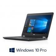 Laptopuri Dell Latitude E5470, i5-6300U, 256GB SSD, 14 inci, Webcam, Win 10 Pro