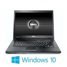 Laptopuri Dell Latitude E5500, Intel Core 2 Duo P8700, 15.4 inci, Windows 10 Home