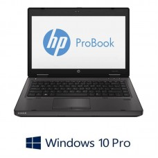 Laptopuri HP ProBook 6470b, Intel Core i3-3110M, Webcam, Windows 10 Pro