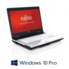 Laptopuri Refurbished Fujitsu LIFEBOOK S751, Intel Core i5-2520M, Webcam, Win 10 Pro