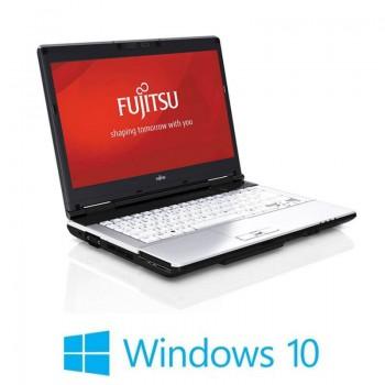 Laptopuri Fujitsu LIFEBOOK S751, Intel i3-2350M, Webcam, Win 10 Home