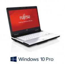 Laptopuri Refurbished Fujitsu LIFEBOOK S751, Intel i3-2350M, Webcam, Win 10 Pro