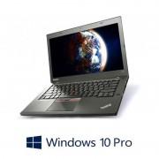 Laptopuri Refurbished Lenovo ThinkPad T450s, i7-5600U, TouchScreen FHD, Win 10 Pro