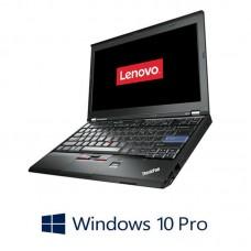 Laptopuri Lenovo ThinkPad X220, Intel i5-2450M, Webcam, Win 10 Pro