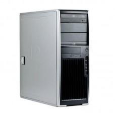 Statie grafica HP Workstation XW4600, Core 2 Duo E8500