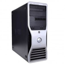 Workstation Second Hand Dell Precision T3500, Hexa Core E5649, Quadro 2000