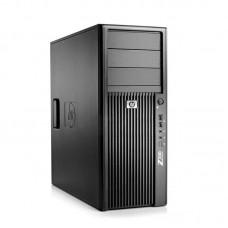 Workstation Second Hand HP Z200 Tower, Intel Core i5-680, 16GB RAM, Quadro 2000