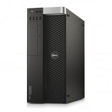 Workstation SH Dell Precision 5810 MT, Xeon E5-1620 v3, SSD, Quadro M4000 8GB