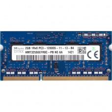 Memorie laptop SO-DIMM DDR3-1600 2GB PC3-12800S 204PIN
