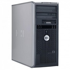 Calculator DELL Optiplex 745 Tower, Intel Core 2 Duo E6400 2.13GHz, 2GB DDR2, 160GB SATA