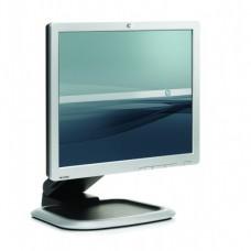 Monitor HP L1750, 17 Inch LCD, 1280 x 1024, VGA, DVI, Grad A-